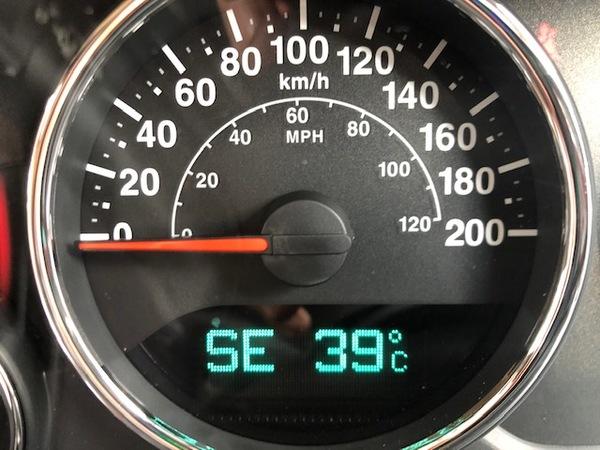 燃える様な夏に燃える様に赤いTJが出来ました!!!