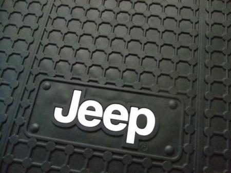 Jeep 汎用ラバーマット