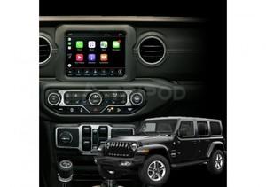 TVキャンセラー 8.4インチモニターApple CarPlay搭載車(JL)