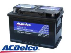 ACデルコ バッテリー/LN3