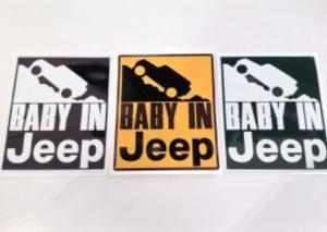 BABY IN JEEP/ロック