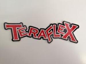TERAFLEX ステッカー