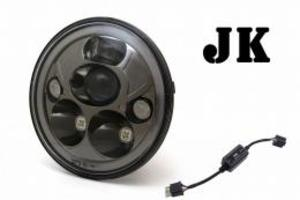 【VISION X】 LEDヘッドライト(JK)