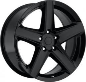 SRT8スタイル ブラック 20インチ(WJ/WH)