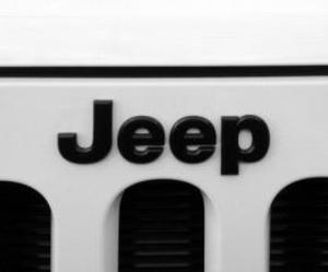 Jeepブラックエンブレム(JK)