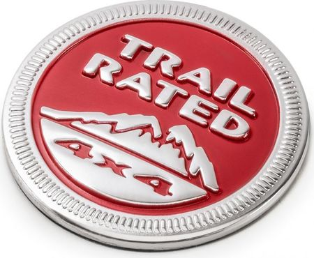 TRAIL RATED エンブレム