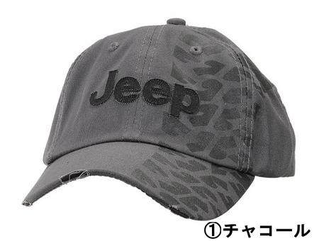 Jeep キャップ/ダメージ加工